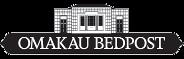 Omakau Bedpost Logo